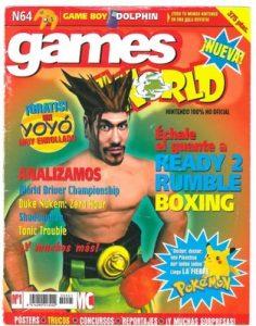 Games World N°1 – 30 Noviembre, 1999 [PDF]