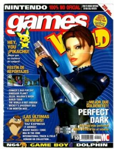 Games World N°10 – 31 Agosto, 2000 [PDF]