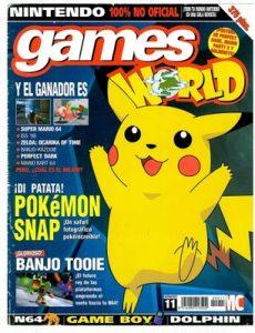 Games World N°11 – 30 Septiembre, 2000 [PDF]