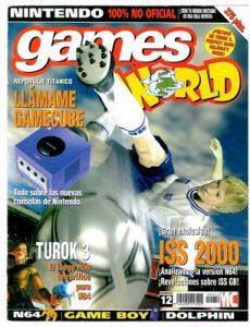 Games World N°12 – 31 Octubre, 2000 [PDF]