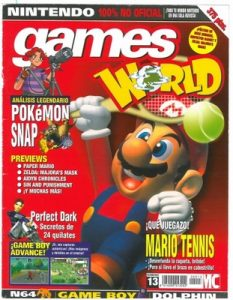 Games World N°13 – 30 Noviembre, 2000 [PDF]