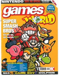 Games World N°3 – 31 Enero, 2000 [PDF]