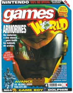 Games World N°4 – 29 Febrero, 2000 [PDF]