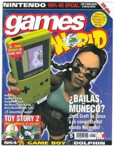 Games World N°5 – 31 Marzo, 2000 [PDF]