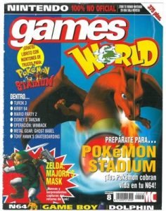 Games World N°8 – 30 Junio, 2000 [PDF]