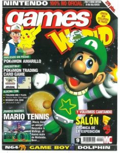Games World N°9 – 31 Julio, 2000 [PDF]
