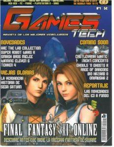 GamesTech Número 1 – Julio, 2002 [PDF]