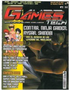 GamesTech Número 2 – Septiembre, 2002 [PDF]