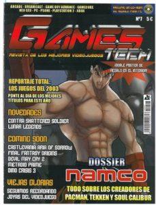 GamesTech Número 7 – Marzo, 2003 [PDF]