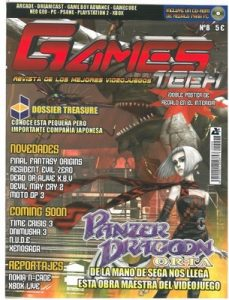 GamesTech Número 8 – Abril, 2003 [PDF]