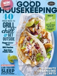 Good Housekeeping USA – August, 2017 [PDF]