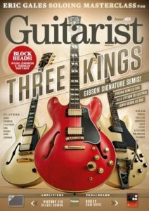 Guitarist – Issue 423 – Summer, 2017 [PDF]