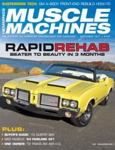 Hemmings Muscle Machines – September, 2017 [PDF]