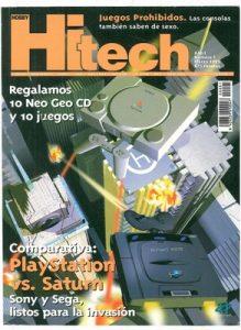 HiTech Año 1 – Número 1 – Marzo, 1995 [PDF]
