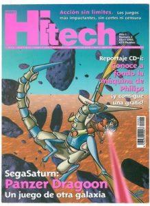 HiTech Año 1 – Número 2 – Abril, 1995 [PDF]
