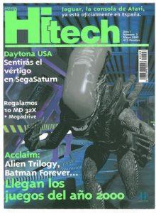 HiTech Año 1 – Número 3 – Mayo, 1995 [PDF]