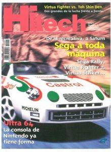 HiTech Año 1 – Número 4 – Junio, 1995 [PDF]