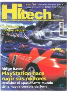 HiTech Año 1 – Número 6 – Septiembre, 1995 [PDF]
