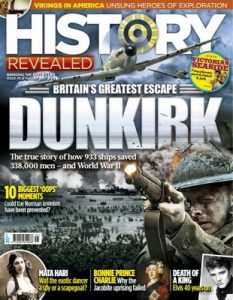 History Revealed – Issue 45 – August, 2017 [PDF]