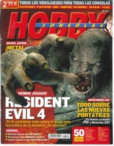 Hobby Consolas #160 – Enero, 2005 [PDF]
