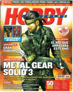Hobby Consolas #161 – Febrero, 2005 [PDF]