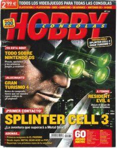 Hobby Consolas #162 – Marzo, 2005 [PDF]