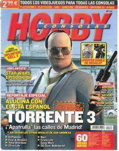 Hobby Consolas #163 – Abril, 2005 [PDF]