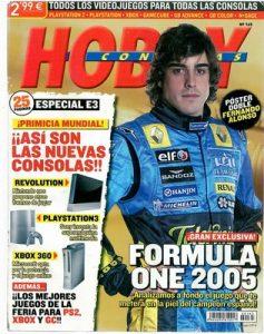 Hobby Consolas #165 – Junio, 2005 [PDF]