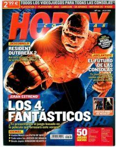 Hobby Consolas #166 – Julio, 2005 [PDF]