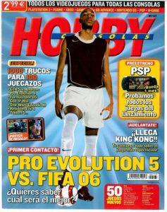 Hobby Consolas #167 – Agosto, 2005 [PDF]