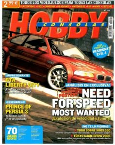 Hobby Consolas #170 – Noviembre, 2005 [PDF]