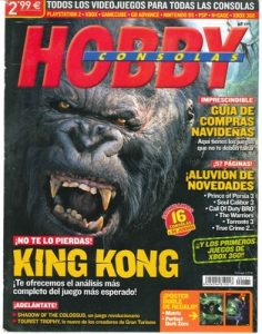 Hobby Consolas #171 – Diciembre, 2005 [PDF]