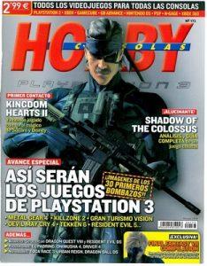 Hobby Consolas #173 – Febrero, 2006 [PDF]