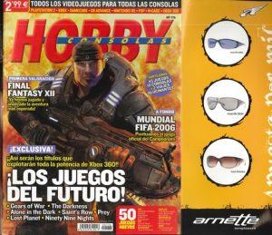 Hobby Consolas #176 – Mayo, 2006 [PDF]
