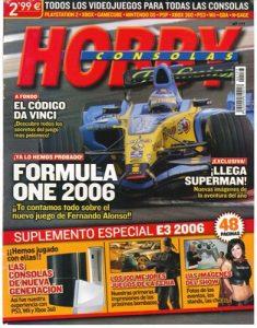 Hobby Consolas #177 – Junio, 2006 [PDF]