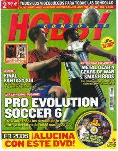 Hobby Consolas #178 – Julio, 2006 [PDF]