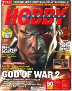 Hobby Consolas #179 – Agosto, 2006 [PDF]
