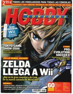 Hobby Consolas #182 – Noviembre, 2006 [PDF]
