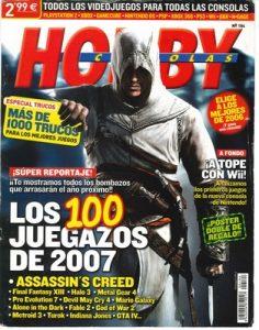 Hobby Consolas #184 – Enero, 2007 [PDF]