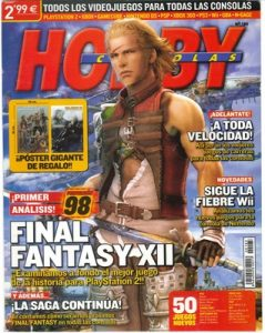 Hobby Consolas #185 – Febrero, 2007 [PDF]
