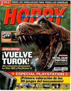 Hobby Consolas #186 – Marzo, 2007 [PDF]