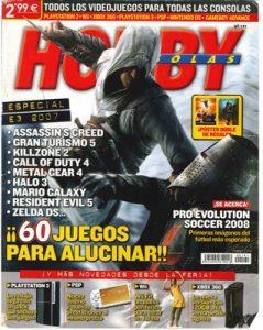 Hobby Consolas #191 – Agosto, 2007 [PDF]
