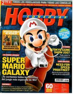 Hobby Consolas #194 – Noviembre, 2007 [PDF]