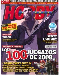 Hobby Consolas #196 – Enero, 2008 [PDF]