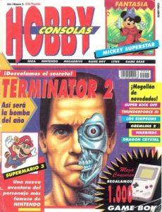 Hobby Consolas Año 1 – Número 2 – Noviembre, 1991 [PDF]