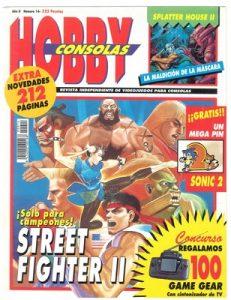 Hobby Consolas Año 2 – N°14 – Noviembre, 1992 [PDF]