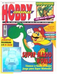Hobby Consolas Año 2 – Número 10 – Julio, 1992 [PDF]