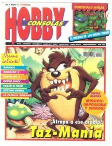 Hobby Consolas Año 2 – Número 11 – Agosto, 1992 [PDF]