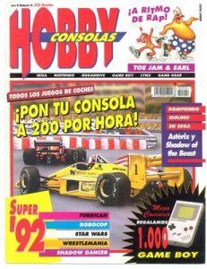 Hobby Consolas Año 2 – Número 4 – Enero, 1992 [PDF]