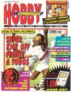 Hobby Consolas Año 2 – Número 5 – Febrero, 1992 [PDF]